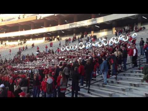 Battle Hymn  UGA Redcoat Band