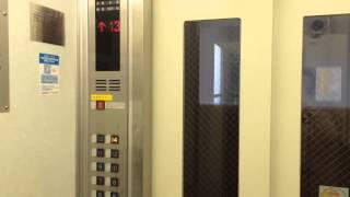 都営勝どき二丁目アパート エレベーター