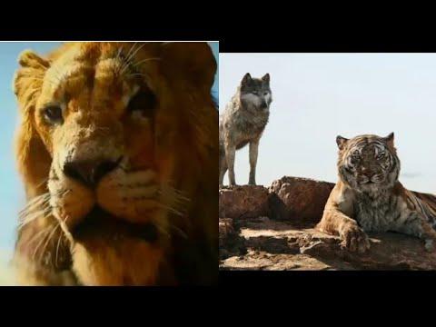 Смерть Муфасы vs Смерть Акеллы.Сравнение.
