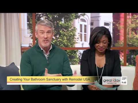 Bathroom Renovation Usa remodel usa on bathroom remodeling on great day washington - youtube