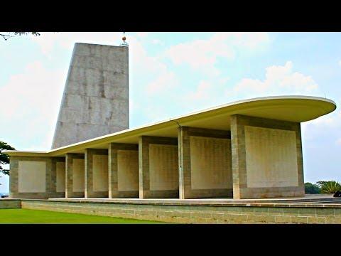 Kranji War Memorial Singapore - 2014