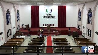 Escola Dominical  -  17/10/2021  -  ao vivo