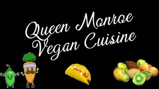 Tribe News Now: Queen Monroe Vegan Cuisine eps. 1 Soul Food Sunday