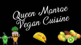 Tribe News Now: Queen Monroe Vegan Cuisine eps. 1 Soul Food Sunday