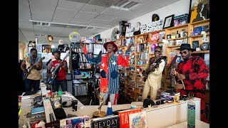 Jupiter & Okwess: NPR Music Tiny Desk Concert