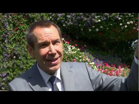 Interview with Jeff Koons