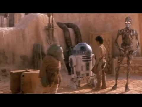 What Is R2D2 Saying? (Episode 1)