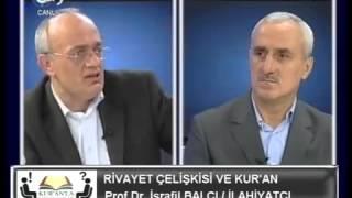 Kur'an isra olayını anlatır! Miraç ise rivayetlerle inanç haline gelmiştir! Prof  Dr  İsrafil Balcı 2017 Video