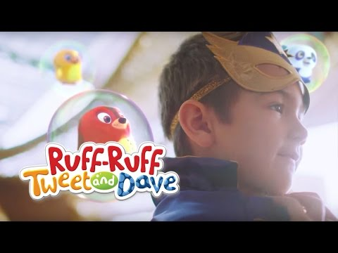Ruff-Ruff, Tweet & Dave: A Multiple-Choice Adventure | Sprout