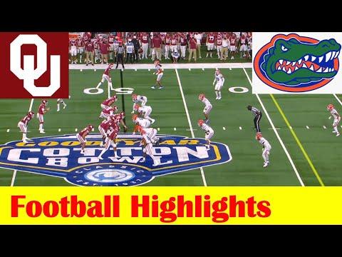 Florida vs Oklahoma Cotton Bowl Game Highlights 12 30 2020