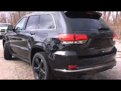 2016 jeep grand cherokee overland high altitude 4x4 youtube. Black Bedroom Furniture Sets. Home Design Ideas