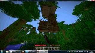 Minecraft islikimas Ep:1 Pasistatome namą