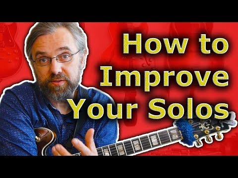How to Improve your Jazz Guitar Soloing - One Skill