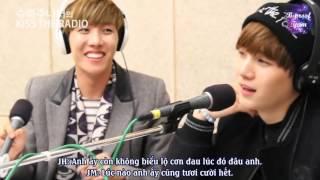 Download Video [Vietsub][B-PROOF] 140301 Kiss The Radio BTS (1/2) MP3 3GP MP4