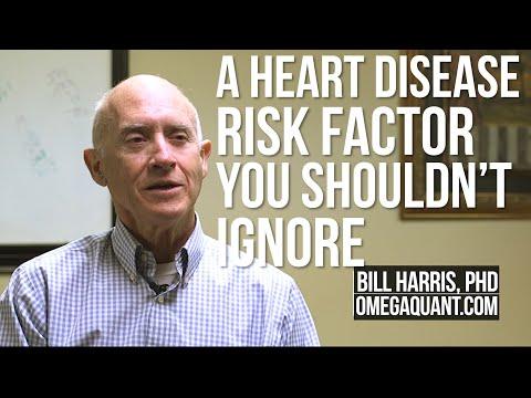 Omega-3 Fats & Omega-3 Index Testing W/ Bill Harris, PhD