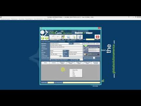 Registrar un Nuevo Shipper o Embarcador (National Customer)