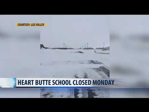 School cancellations and delays announced for Monday