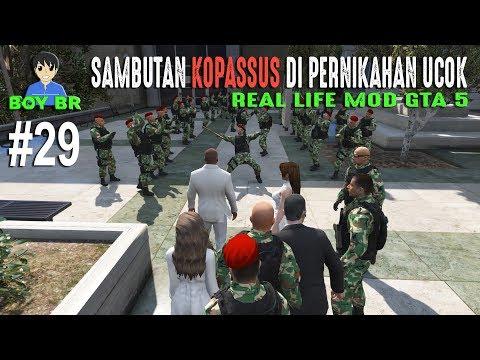 SULTAN JATUH CINTA - REAL LIFE Part 29 - GTA 5 MOD INDONESIA