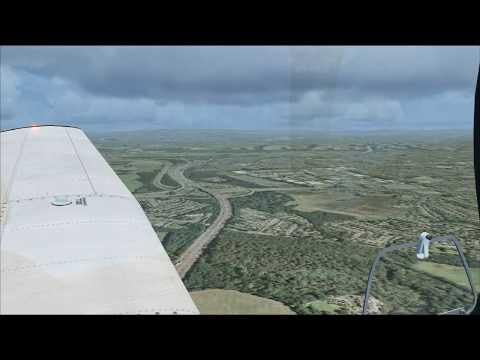 Barton EGCB circuits Manchester FSX Flight Simulator X full pre flight checklist