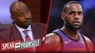 Does a toxic environment follow LeBron James? Whitlock and Wiley discuss | NBA | SPEAK FOR YOURSELF