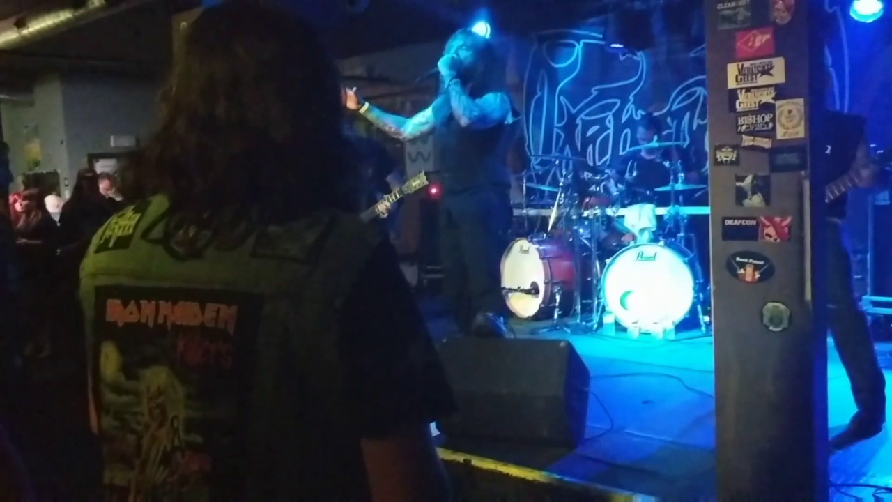 beheaded live de verlichte geest roeselare full show