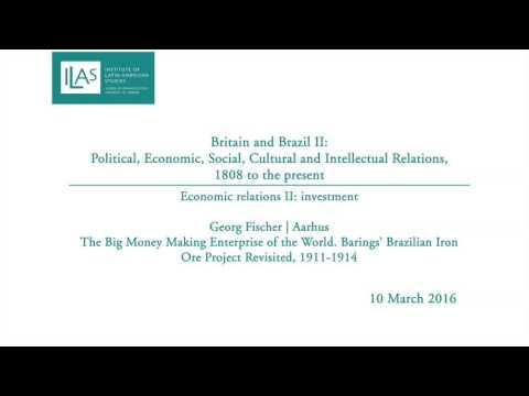 Britain and Brazil II: Economic relations II | investment - Georg Fischer