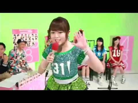 目指せAKB48全員出演!『Green Flash』 Rap