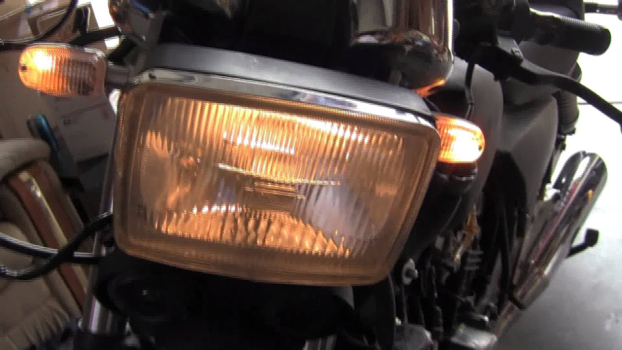 Honda Magna Electrical Problem Fixed Youtube Vf500 Wiring Diagram