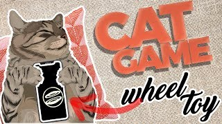 Cat Game Computer Wheel Toy