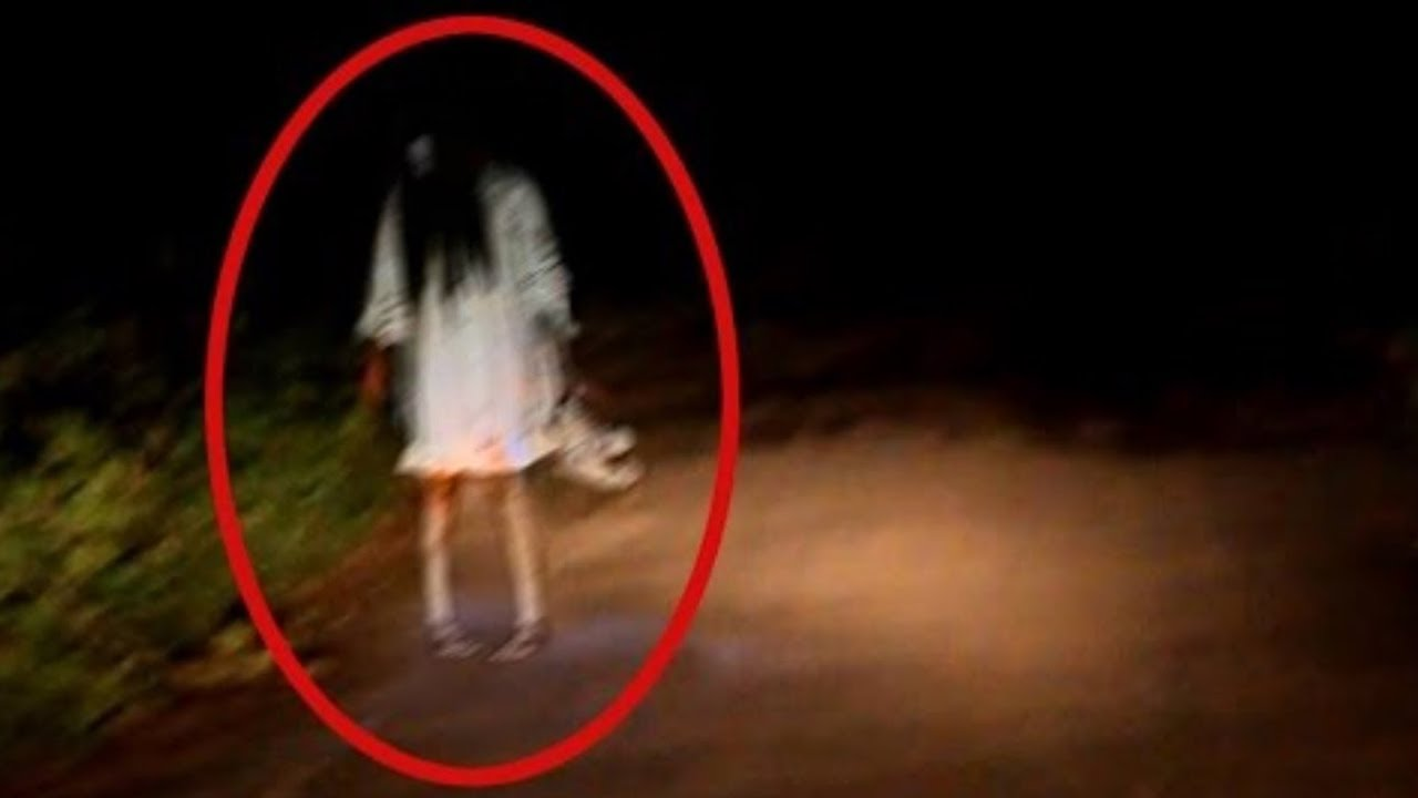 Download 10 Scary Ghost Sightings Caught on Dashcam