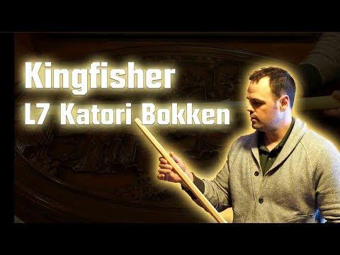 Kingfisher Wood Works L7 Katori Bokken Quick Look