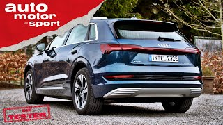 Audi e-tron: Was kann der Elektro-Quattro?- Test/Review | auto motor und sport