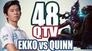 Stream QTV (22/12) - EKKO Quả Tạ Vàng hiện nguyên hình :))