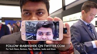 samsung a3 2017 live camera review photo samples   hindi   gadgets to use