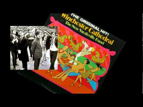 The New Vaudeville Band - Ther's A  Kind Of Hush