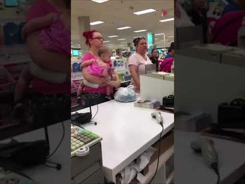 Sears in Mesquite, TX Women Abuse Retail Workers and Threaten to Sue