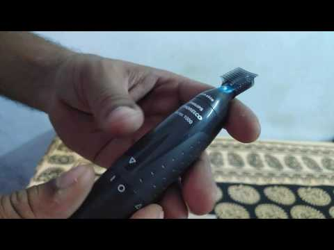 Philips Norelco Trimmer Unboxing