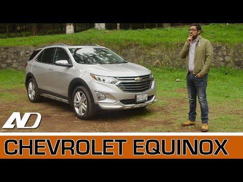 Chevrolet Equinox - Me llevé una sorpresa