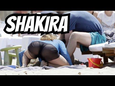 SHAKIRA | ¿DESCUIDO PUBLICO?