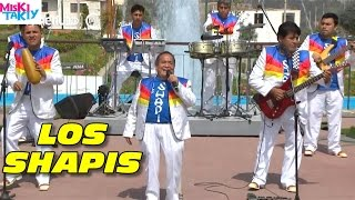 LOS SHAPIS en Vivo (PRIMICIA 2015) Full HD - Miski Takiy (10/Oct/2015)