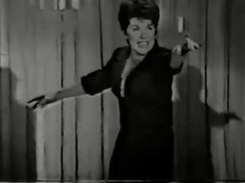 Felicia Sanders--Irma La Douce, Rare TV Performance