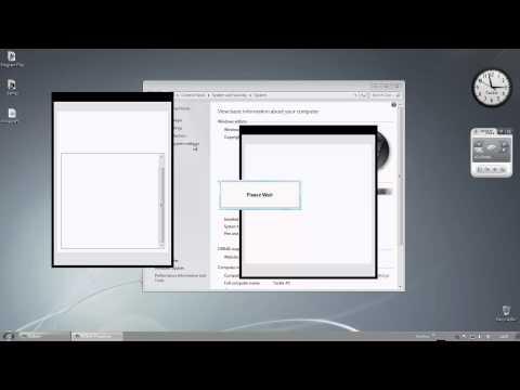 การปรับให้ Windows 7 เร็ว สำหรับเล่นเกม
