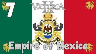 Victoria 2 HFM mod - Empire of Mexico 7