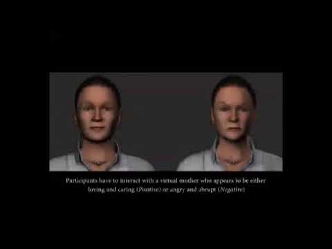 Reducing risk and improving maternal perspective-taking and empathy using virtual embodiment