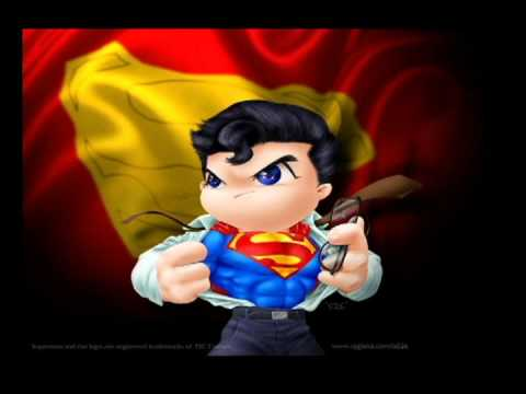 Superman theme Metal version  Marioz P