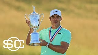 Brooks Koepka's Rhythm and Composure Crucial To U.S. Open Victory | SportsCenter | ESPN