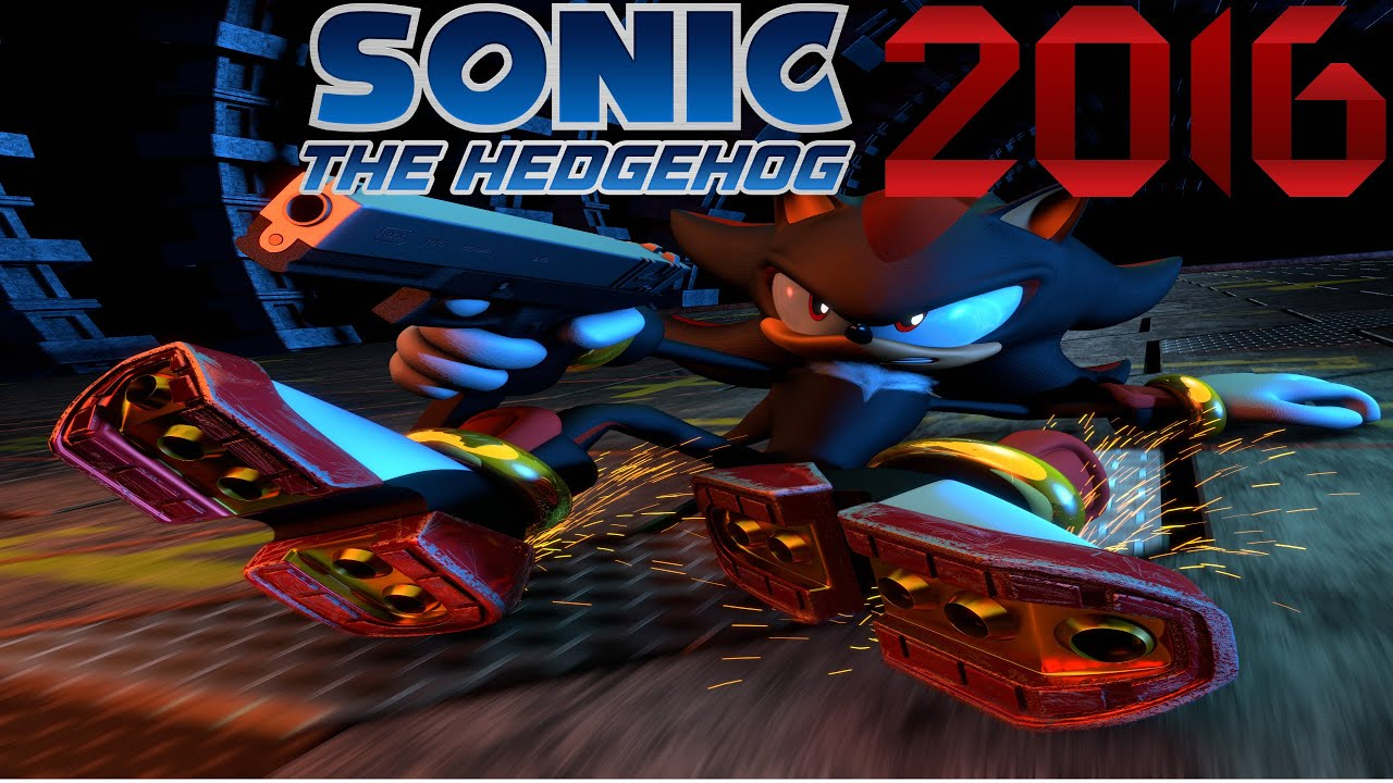 Sonic the Hedgehog Movie News   2016 Game Wii U Exclusive - YouTube