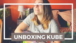 UNBOXING DE LA KUBE DE NOVEMBRE || Typhanie