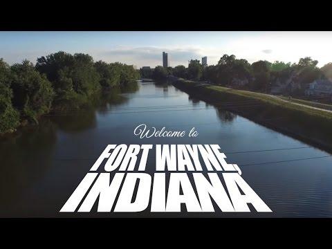 Welcome To Fort Wayne, Indiana!