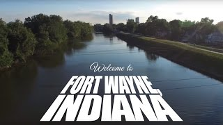 Welcome to Fort Wayne, Indiana!